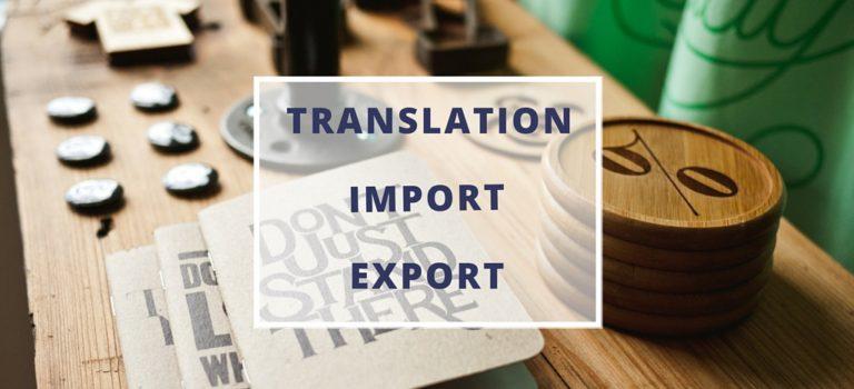 Translation for business