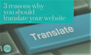 Translate website