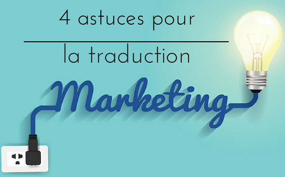 Traduction Marketing